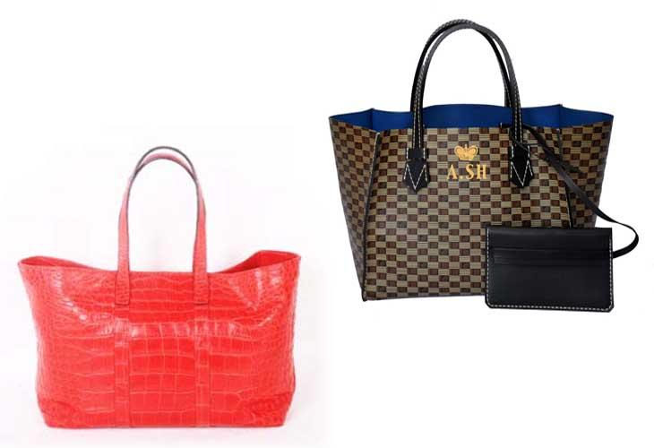Сумка Grande cabas – парижанки обожают такие сумки на каждый день. Марки   Moreau (заказав сумку этой марки, вы можете её персонализировать, поставив  свои ... 68cf80c764c