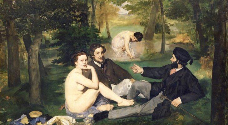 «Manet, inventeur du Moderne» au musée d'Orsay à Paris
