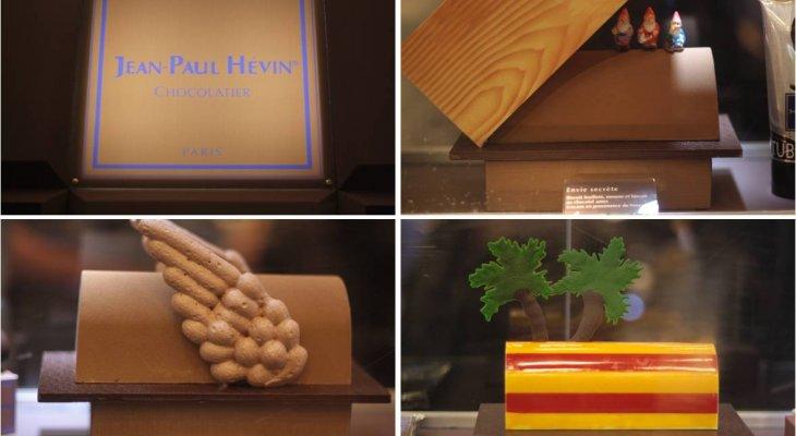 Jean-Paul Hevin - золото в шоколадных слитках
