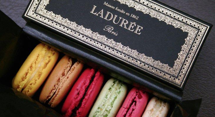 Laduree – или все, что вы хотели знать о «Macarons» (часть1)