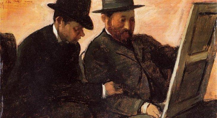 Три портрета. История величайших арт-дилеров Франции (часть 1)
