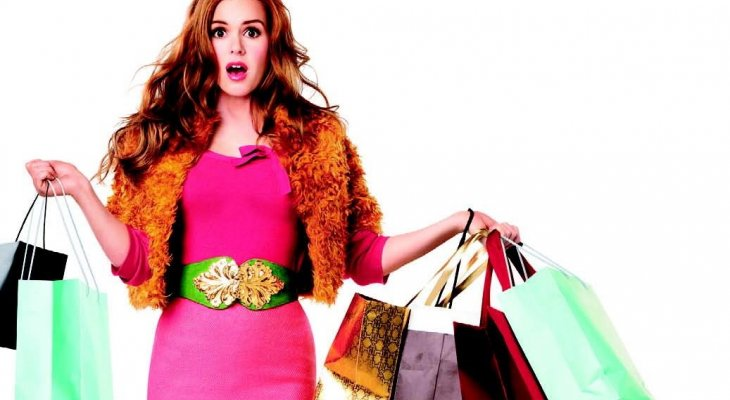 Подруги. Почему нужно делать шоппинг без них