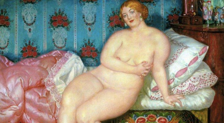 кустодиевские женщины в сексе