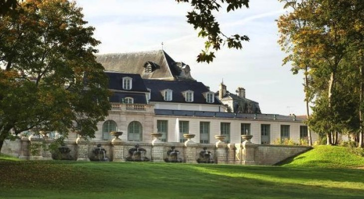 День на природе: Auberge du Jeu de Paume (Chantilly)