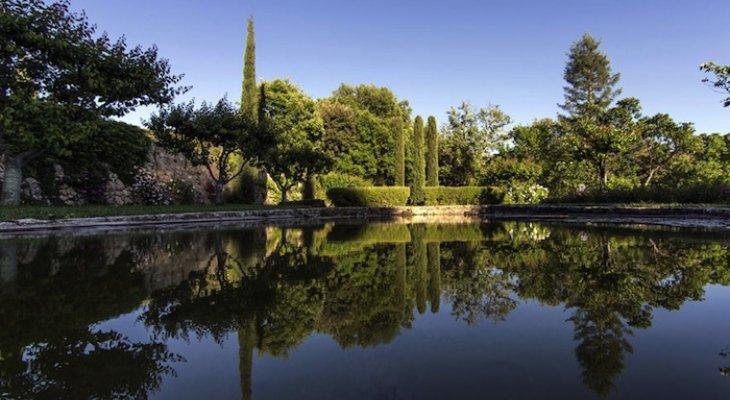 Отдых в Провансе: Le domaine de la Baume