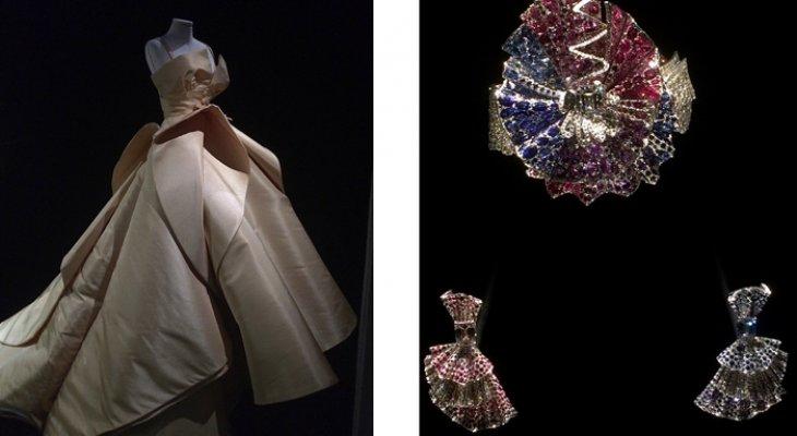 Модный дом Dior на ХХVII Парижской Биеннале