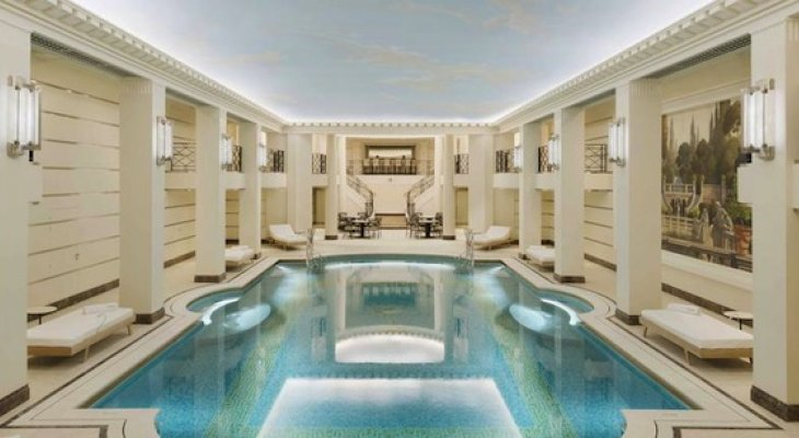 Храм красоты Chanel в новом отеле Ritz