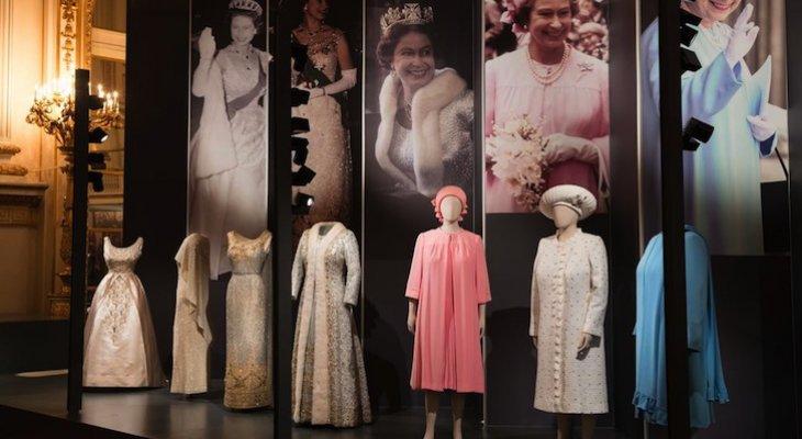 История аристократической моды в гардеробе Елизаветы II