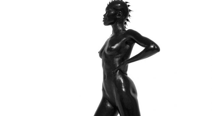 Красота спасет мир! Выставка Герба Рица в Париже