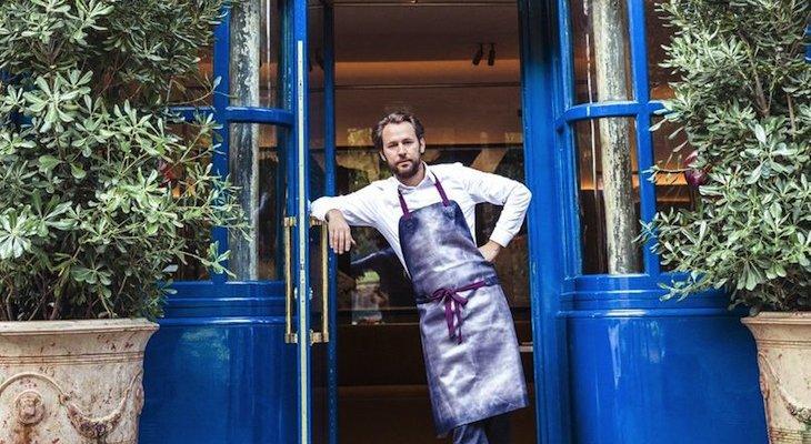Ресторан Divellec возвращается – омары, устрицы, тайны, интриги….