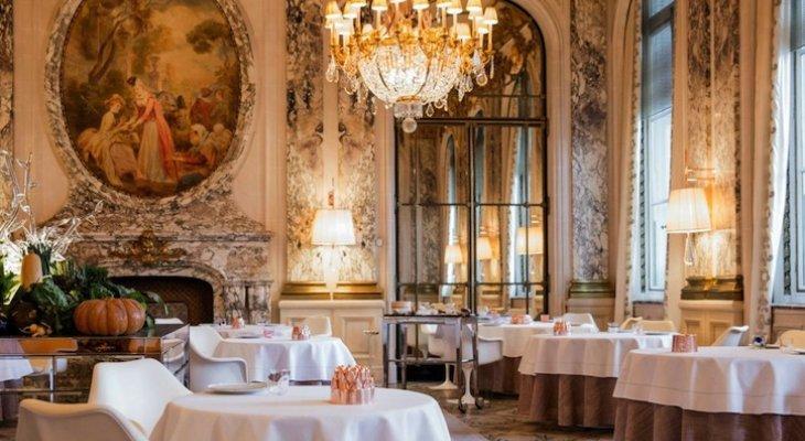 Ресторан Le Meurice – детище Алена Дюкасса и Филиппа Старка