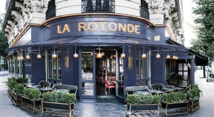 Брассери La Rotonde de La Muette в Париже