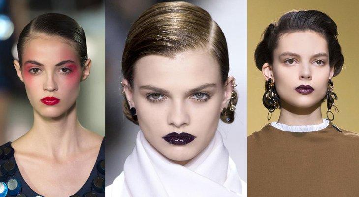 Семь тенденций в макияже на будущий год