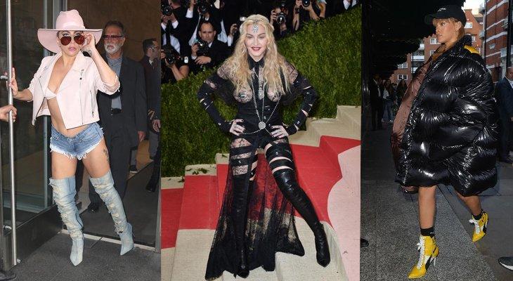 Самые неудачные наряды звезд в 2016 году