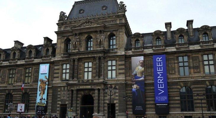 Ян Вермеер в Париже – уникальная выставка!