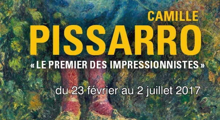 Камиль Писсарро – две выставки в Париже