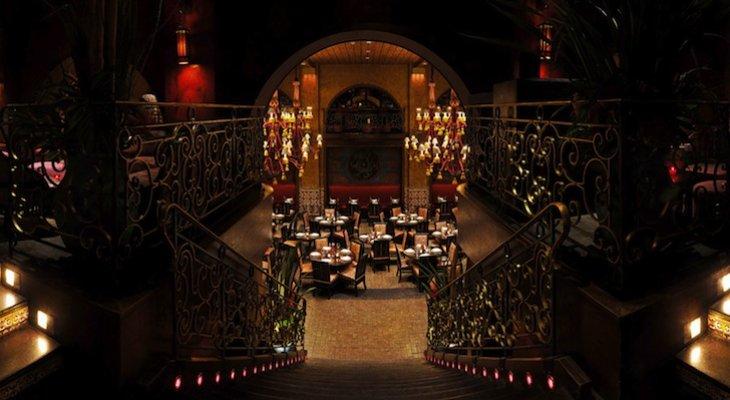 Buddha-Bar. Вкусно, красиво, концептуально…