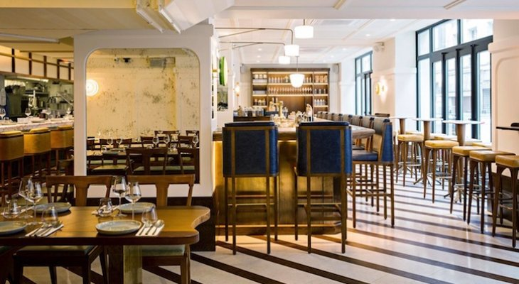 Bonhomie – вкусные коктейли и средиземноморская кухня